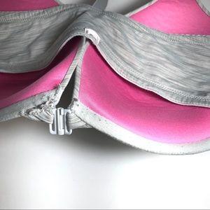 PINK Victoria's Secret Intimates & Sleepwear - Pink Racerback Wear Everywhere Push Up Bra 36DD